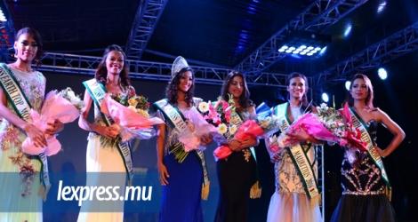 Amber Korimdun is Miss Earth Mauritius 2016