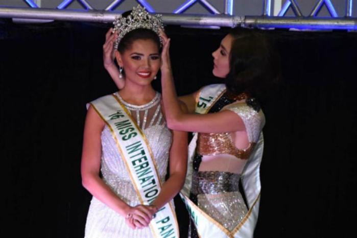 Daniela Ochoa Barragan is Miss International Panama 2016
