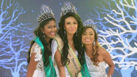Dimanthi Edirirathne is Miss Earth Sri Lanka 2016