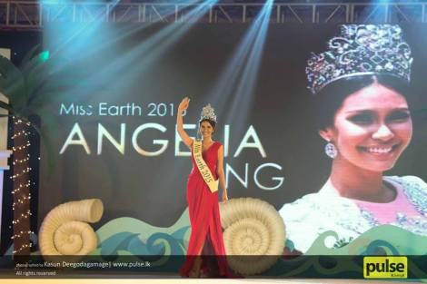 Miss Earth 2016 Angelia Gabrena Ong