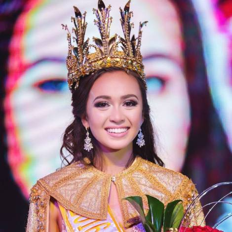 Phoebe Denight Palisoc has been chosen as Miss World Guam 2016.  She will represent Guam at Miss World 2016, which will be held in Washington D.C. in the United States of America in December 2016.