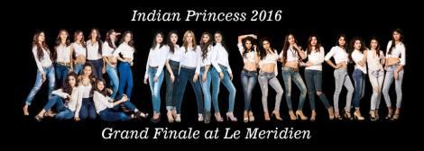 Indian Princess 2016 Contestants