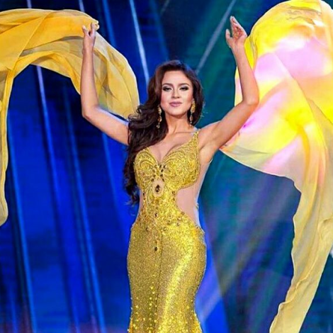 Why Ecuador wore Philippines' Gown in Miss Earth 2016? [Leo Almodal Clarifies]