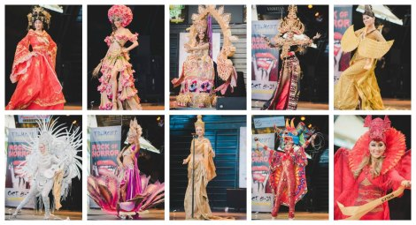 Miss Grand International 2016 National Costume: Top 10 Choices