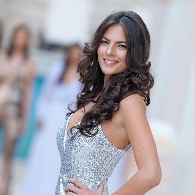 Adela Zoranic Miss Montenegro 2016
