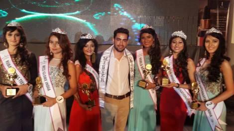 Meet the winners of Rubaru Miss India Elite 2016