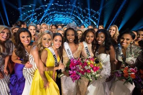 all 50 states plus district of Columbia will compete at Miss USA 2017