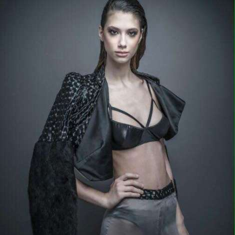 Magdalena Cohendet is Miss Universe Uruguay 2016