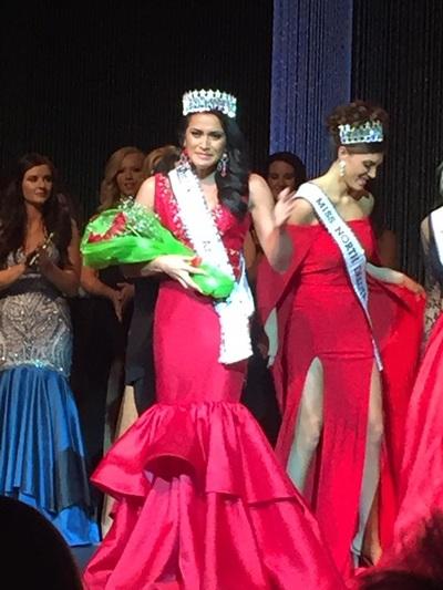 Miss North Dakota USA Raquel Wellentin wins Miss North Dakota USA 2017 The Great Pageant