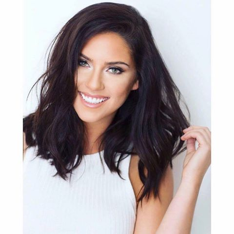 Julia Scaparotti won Miss Massachusetts 2017 and will represent Massachusetts at Miss USA 2017