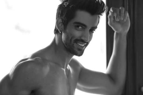 Lalit Choudhary Peter England Mister India 2016