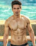 during Mr.India 2016 Bare Body Photo Shoot