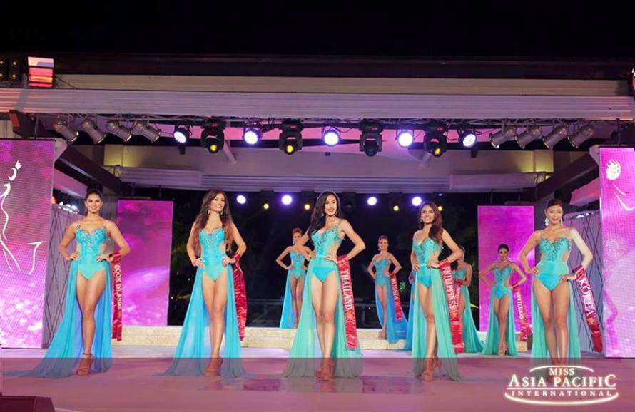 Miss Asia Pacific International 2016