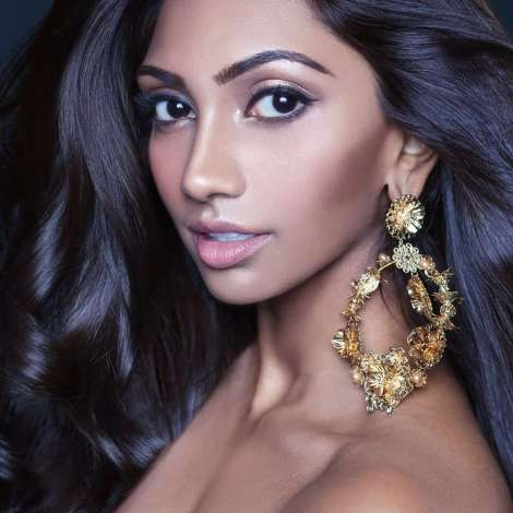 Bhaama Padmanathan is Miss World Singapore 2016