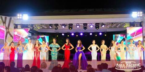 Miss Asia Pacific International 2016 Top 15