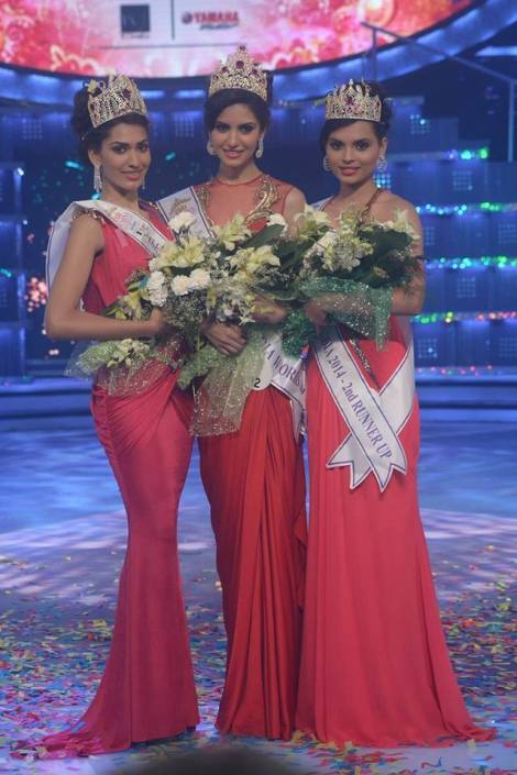 Femina Miss India, Koyal Rana