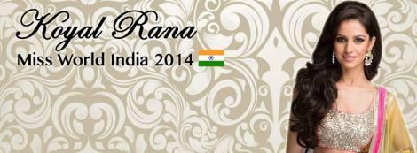 Femina Miss India, Koyal Rana
