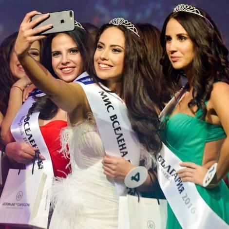 Violina Ancheva is chosen as Miss Universe Bulgaria 2016