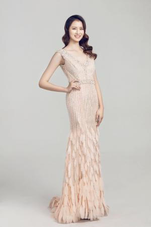 Miss China PR Jing Kong