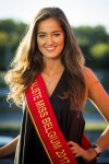 Delphine Devos is one fo the Miss Belgium 2017 contestant