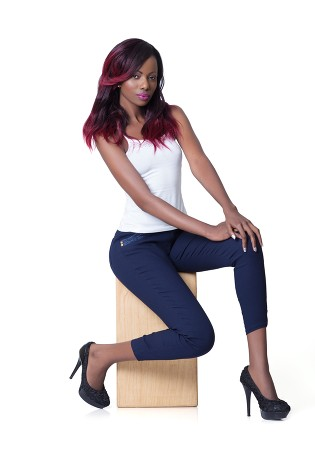 Mary Esther Were is Miss Universe Kenya 2016