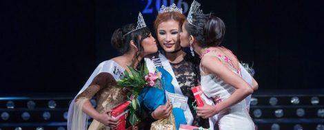 Phapha Gachui wins Miss Manipur 2016