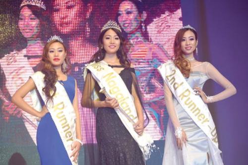 Vilokali Zhimomi crowned as Miss Nagaland 2016