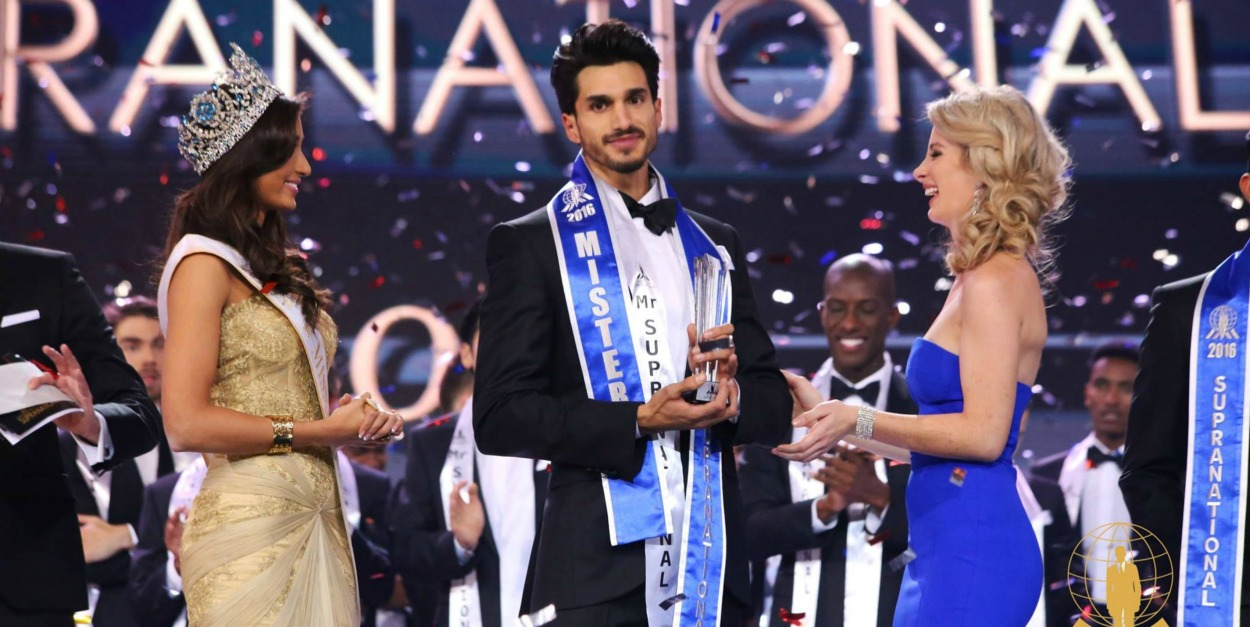 Diego Garcy of Mexico won Mister Supranational 2016
