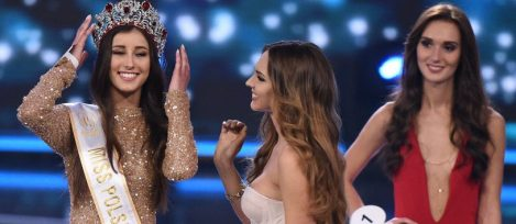 Paulina Maziarz crowned Miss Polski 2016