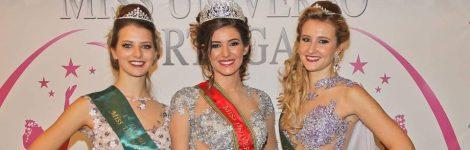 Flávia Joana Brito crowned as Miss Universe Portugal 2016