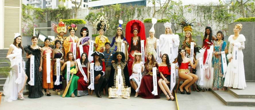 Supermodel International 2017 to be held in India