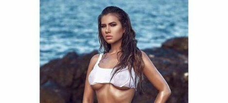 Teodora Dan is Miss Universe Romania 2016