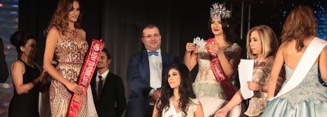 Emna Abdelhedi crowned Miss Tunisie 2016