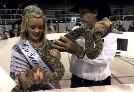 Miss Snake Charmer 2013