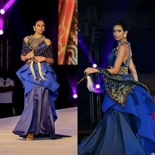 The Davao Magadang Tapestry Fashion Show.