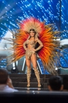 Miss Argentina,Estefania Bernal during Miss Universe 2016 National Costume presentation