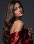 Miss Belgium-Stephanie Geldhofduring Miss Universe 2016 glamshots