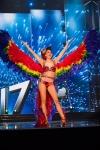 Miss Belize,Rebecca Rath during Miss Universe 2016 National Costume presentation