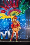 Miss Bolivia,Antonella Moscatelli Saucedo during Miss Universe 2016 National Costume presentation