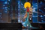 Miss British Virgin Islands,Erika Creque during Miss Universe 2016 National Costume presentation