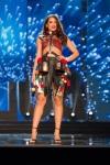 Miss Bulgaria Violina Ancheva during Miss Universe 2016 National Costume presentation