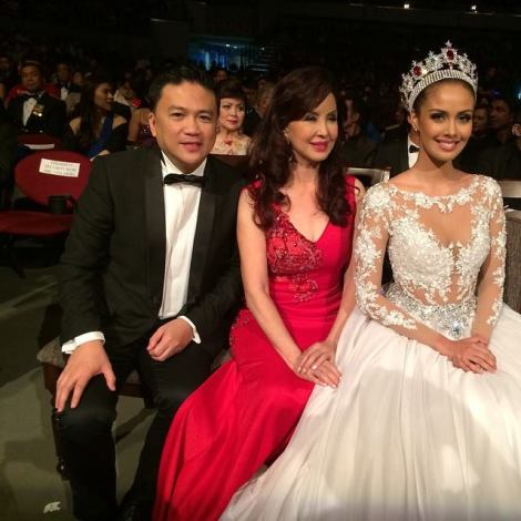 Cory Quirino gives up Miss World Philippines franchise