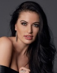 Miss Canada-Siera Bearchell during Miss Universe 2016 glamshots