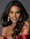 Miss Chile-Catalina Cáceres during Miss Universe 2016 glamshots