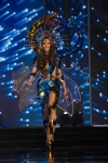 Miss Chile,Catalina Paz Caceres during Miss Universe 2016 National Costume presentation