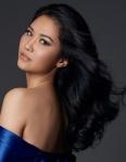 Miss China-Li Zhenying during Miss Universe 2016 glamshots