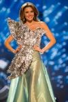 Miss Costa Rica,Carolina Duran during Miss Universe 2016 National Costume presentation