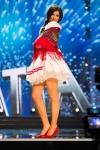 Miss Croatia,Barbara Filipovic during Miss Universe 2016 National Costume presentation