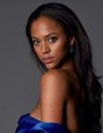 Miss Curaçao-Chanelle de Lau during Miss Universe 2016 glamshots