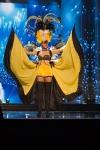 Miss Curacao,Chanelle de Lau during Miss Universe 2016 National Costume presentation